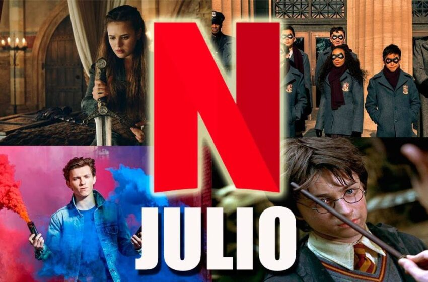 """El anuncio de sus novedades del próximo mes, llega con variedad de series, películas, documentales. Se destacan """"Billy Elliot"""" y """"Harry Potter y la cámara secreta""""."""